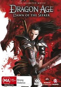 Ver Película Dragon Age Dawn Of The Seeker  Online (2012)