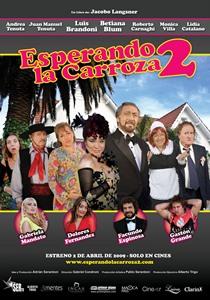 Ver Película Esperando la Carroza 2 (2009)