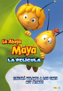 Ver Pel�cula La Abeja Maya (2014)