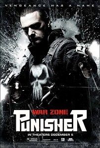 El Castigador 2 : Zona de guerra