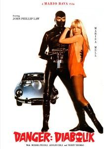Ver Película Danger Diabolik (1968)
