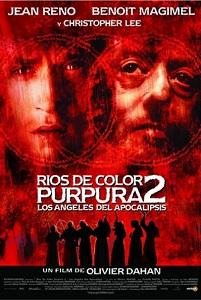 Rios de color purpura 2 los angeles del apocalipsis