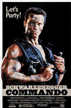 Ver Película Comando (1985)