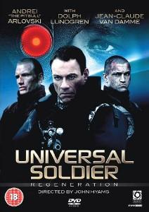Ver Pel�cula Soldado Universal 3 : Regeneracion (2009)