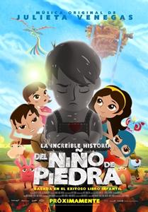 La Increible Historia del Niño de Piedra