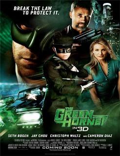 Ver Pel�cula El Avispon Verde (2011)