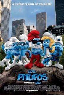 Ver Película Ver Los Pitufos (2011)
