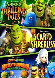 Ver Pel�cula Dreamworks Historias de Miedo (2010)