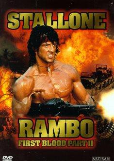 Ver Película Rambo 2 Acorralado (1985)