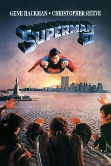 Ver Película Superman 2 : La Aventura Continúa (1980)
