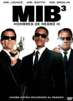 Ver Película Hombres de negro 3 (2012)