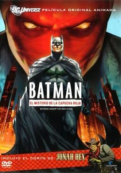 Ver Pel�cula Batman : Capucha Roja (2010)