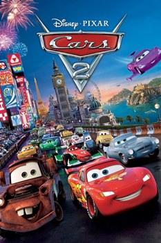 Ver Pel�cula Cars 2 (2011)