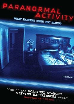 Ver Película Actividad Paranormal (2007)