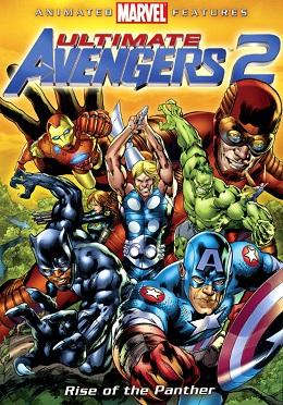 Ver Pel�cula Ultimate Avengers 2 (2006)