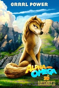 Ver Película Alpha y Omega (2010)