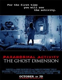 Actividad Paranormal 5 : La Dimensi�n Fantasma